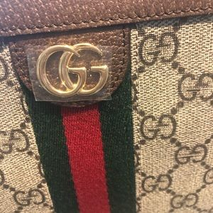 Gucci Bags - Brand new  Gucci cosmetics bag or pouch bag